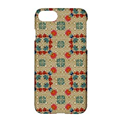 Traditional Scandinavian Pattern Apple Iphone 7 Hardshell Case by BangZart