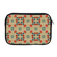 Traditional Scandinavian Pattern Apple Macbook Pro 17  Zipper Case by BangZart