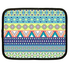 Tribal Print Netbook Case (xxl)  by BangZart