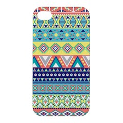 Tribal Print Apple Iphone 4/4s Hardshell Case by BangZart