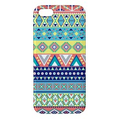 Tribal Print Iphone 5s/ Se Premium Hardshell Case by BangZart