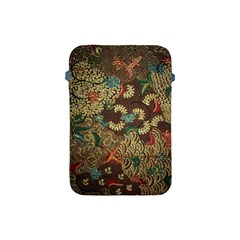 Traditional Batik Art Pattern Apple Ipad Mini Protective Soft Cases by BangZart