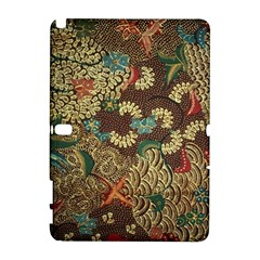 Traditional Batik Art Pattern Galaxy Note 1 by BangZart