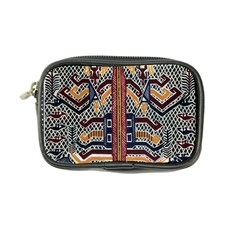 Traditional Batik Indonesia Pattern Coin Purse