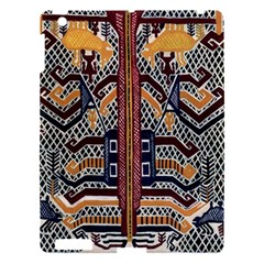 Traditional Batik Indonesia Pattern Apple Ipad 3/4 Hardshell Case