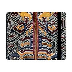 Traditional Batik Indonesia Pattern Samsung Galaxy Tab Pro 8 4  Flip Case by BangZart
