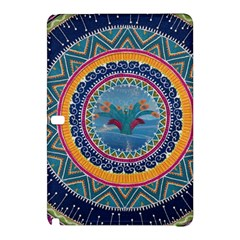 Traditional Pakistani Art Samsung Galaxy Tab Pro 10 1 Hardshell Case by BangZart