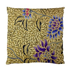 Traditional Art Batik Pattern Standard Cushion Case (two Sides) by BangZart