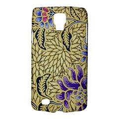 Traditional Art Batik Pattern Galaxy S4 Active by BangZart