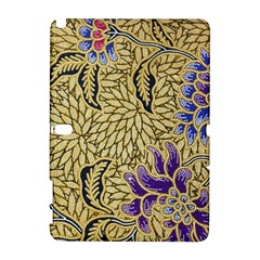 Traditional Art Batik Pattern Galaxy Note 1 by BangZart
