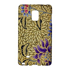 Traditional Art Batik Pattern Galaxy Note Edge by BangZart