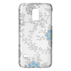Traditional Art Batik Flower Pattern Galaxy S5 Mini