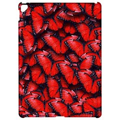 The Red Butterflies Sticking Together In The Nature Apple Ipad Pro 12 9   Hardshell Case by BangZart