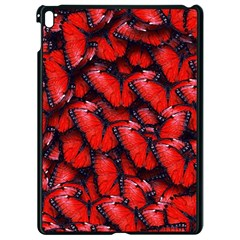 The Red Butterflies Sticking Together In The Nature Apple Ipad Pro 9 7   Black Seamless Case
