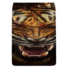 Tiger Face Flap Covers (l)  by BangZart