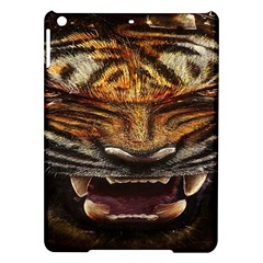 Tiger Face Ipad Air Hardshell Cases by BangZart