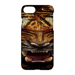 Tiger Face Apple Iphone 7 Hardshell Case