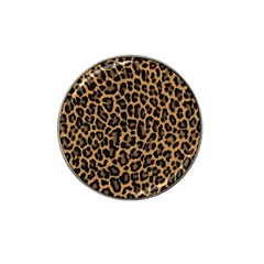Tiger Skin Art Pattern Hat Clip Ball Marker (4 Pack) by BangZart