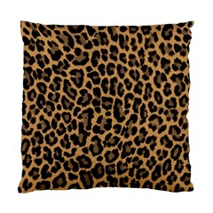 Tiger Skin Art Pattern Standard Cushion Case (two Sides)