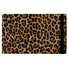 Tiger Skin Art Pattern Apple Ipad 2 Flip Case by BangZart