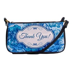 Thank You Shoulder Clutch Bags by BangZart