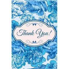 Thank You 5 5  X 8 5  Notebooks by BangZart