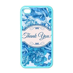 Thank You Apple Iphone 4 Case (color) by BangZart