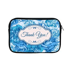 Thank You Apple Ipad Mini Zipper Cases by BangZart