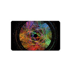 The Art Links Pi Magnet (name Card) by BangZart