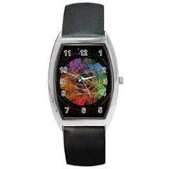 The Art Links Pi Barrel Style Metal Watch by BangZart