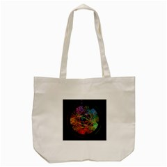The Art Links Pi Tote Bag (cream) by BangZart