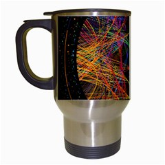 The Art Links Pi Travel Mugs (white) by BangZart