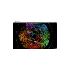 The Art Links Pi Cosmetic Bag (small)  by BangZart