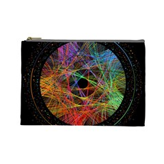 The Art Links Pi Cosmetic Bag (large)  by BangZart