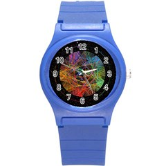 The Art Links Pi Round Plastic Sport Watch (s) by BangZart