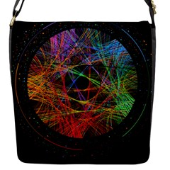 The Art Links Pi Flap Messenger Bag (s) by BangZart