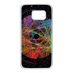 The Art Links Pi Samsung Galaxy S7 White Seamless Case by BangZart