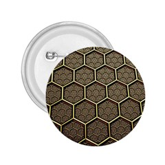 Texture Hexagon Pattern 2 25  Buttons by BangZart