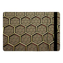 Texture Hexagon Pattern Apple Ipad Pro 10 5   Flip Case by BangZart