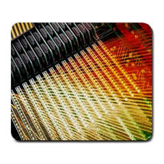 Technology Circuit Large Mousepads by BangZart