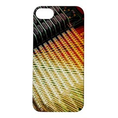 Technology Circuit Apple Iphone 5s/ Se Hardshell Case by BangZart