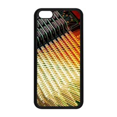 Technology Circuit Apple Iphone 5c Seamless Case (black)