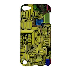 Technology Circuit Board Apple Ipod Touch 5 Hardshell Case by BangZart