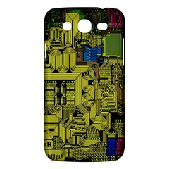Technology Circuit Board Samsung Galaxy Mega 5 8 I9152 Hardshell Case