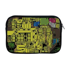 Technology Circuit Board Apple Macbook Pro 17  Zipper Case