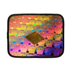 Technology Circuit Pentium Die Netbook Case (small)  by BangZart