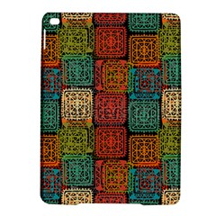 Stract Decorative Ethnic Seamless Pattern Aztec Ornament Tribal Art Lace Folk Geometric Background C Ipad Air 2 Hardshell Cases