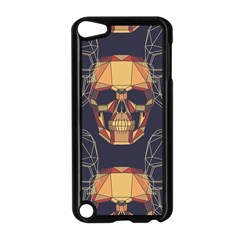 Skull Pattern Apple Ipod Touch 5 Case (black) by BangZart