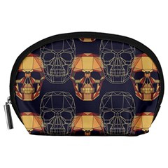 Skull Pattern Accessory Pouches (large)  by BangZart