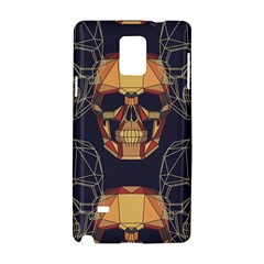 Skull Pattern Samsung Galaxy Note 4 Hardshell Case